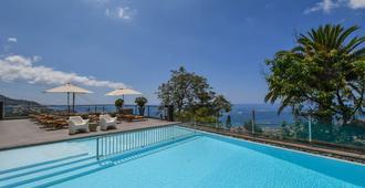 Quinta Mirabela - Design Hotel - Funchal - Piscina