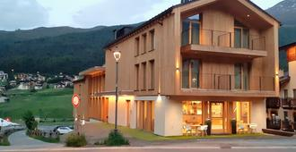 Livì Hotel - Livigno - Building