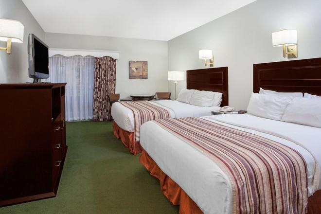 Ramada by Wyndham Fredericton - Fredericton - Phòng ngủ