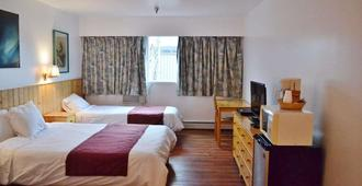 Canadas Best Value Inn River View Hotel - Whitehorse - Soverom