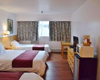 Canadas Best Value Inn River View Hotel - Whitehorse - Ložnice
