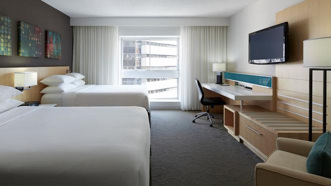 Delta Hotels by Marriott Montreal - Montreal - Schlafzimmer