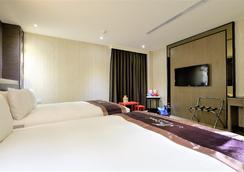 J Hotel - Kaohsiung - Makuuhuone