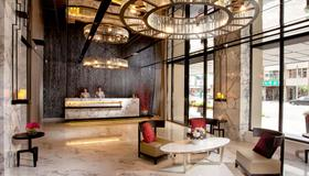 Wo Hotel - Kaohsiung - Front desk