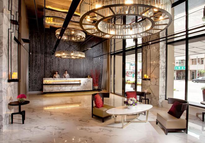 Hotel Wo窩 - 高雄市 - 櫃檯