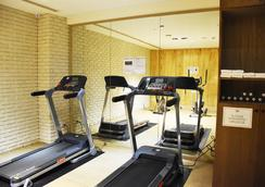 Wo Hotel - Kaohsiung - Gym