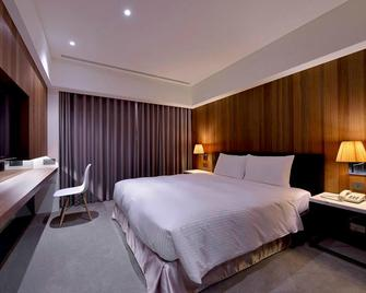 Wo Hotel - Cao Hùng - Phòng ngủ
