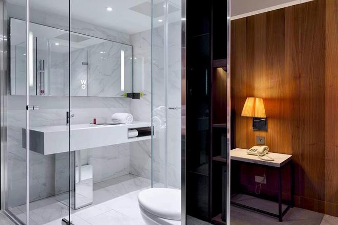 Hotel Wo窩 - 高雄市 - 浴室