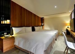 Wo Hotel - Kaohsiung - Vastaanotto