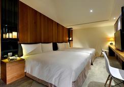 Hotel Wo窩 - 高雄市 - 臥室