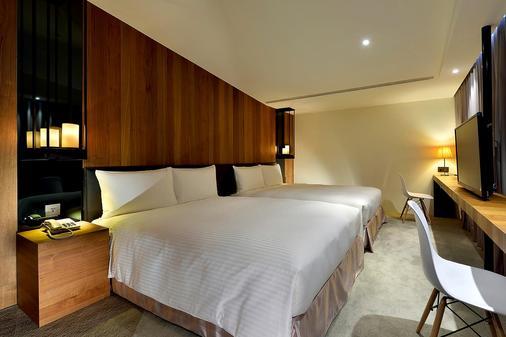 Wo Hotel - Kaohsiung - Makuuhuone