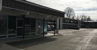 University Lodge Motel - Frankfort - Edificio