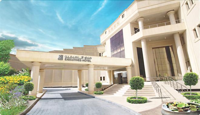 エグゼクティブス ホテル アル アジジア - リヤド - 建物