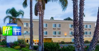 Holiday Inn Express San Diego Seaworld-Beach Area - San Diego - Building