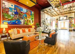 The Box House Hotel - Brooklyn - Lobby