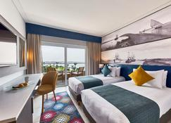 Mercure Ismailia Forsan Island Hotel - Ismailiyah - Makuuhuone