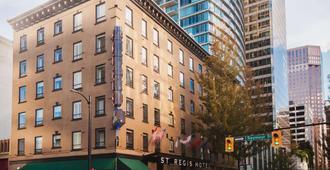 The St. Regis Hotel - Vancouver - Edificio
