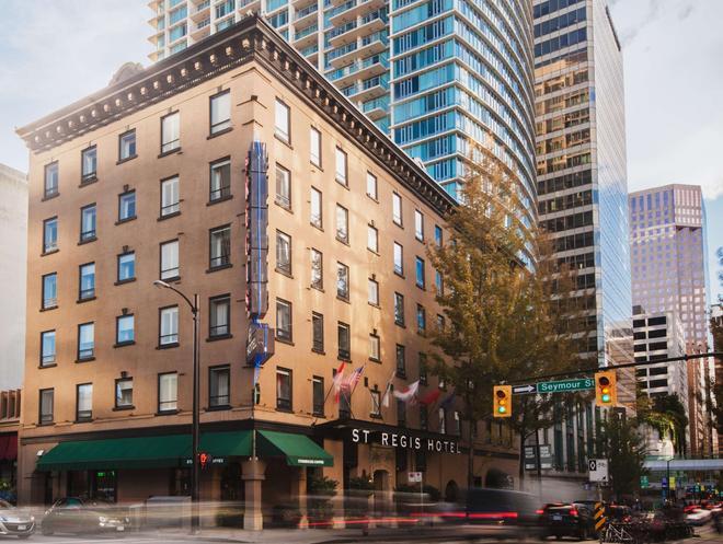 The St. Regis Hotel - Vancouver - Building