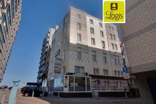 Hotel Glenmore - Ostend - Building