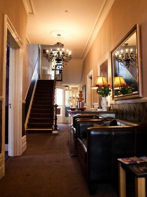 The Chocolate Boutique Hotel - Bournemouth - Hallway