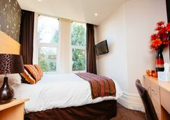 The Chocolate Boutique Hotel - Bournemouth - Κρεβατοκάμαρα