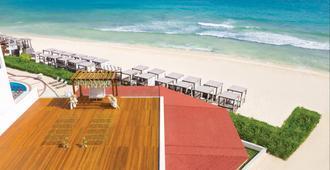 Hilton Playa Del Carmen Adult Only Resort - Playa del Carmen - Edificio