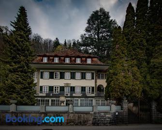 Villa Pochon - Sigriswil - Building