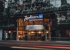 Radisson Blu Elizabete Hotel, Riga - Ryga - Budynek