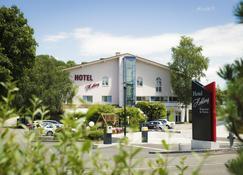Waldhotel Hohberg - Sciaffusa - Edifício