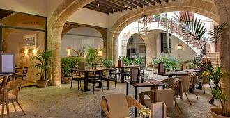Boutique Hotel Can Cera - Palma - Restaurante