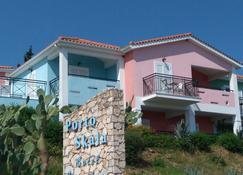 Porto Skala Hotel Village - Skala - Building