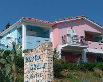 Porto Skala Hotel Village - Skala - Clădire
