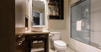利托拉爾旅館 - 酒店及水療 - 魁北克 - 魁北克市 - 浴室