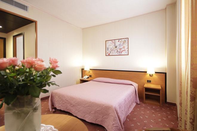 行政酒店 - 烏迪內 - 烏迪內 - 臥室