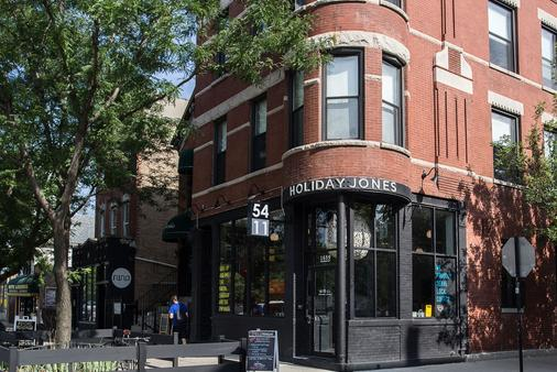 Holiday Jones - Chicago - Building