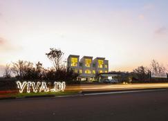 Casa De Vivaldi Hotel - Andeok-myeon - Κτίριο
