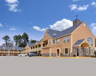 美洲最佳價值酒店 - 安德遜 - 安德森(南卡羅來納州) - 建築