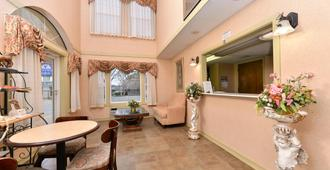 Americas Best Value Inn Anderson Sc - Anderson - Ρεσεψιόν