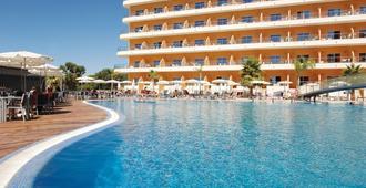 Hotel Apartamento Balaia Atlantico - אלבופרה - בריכה