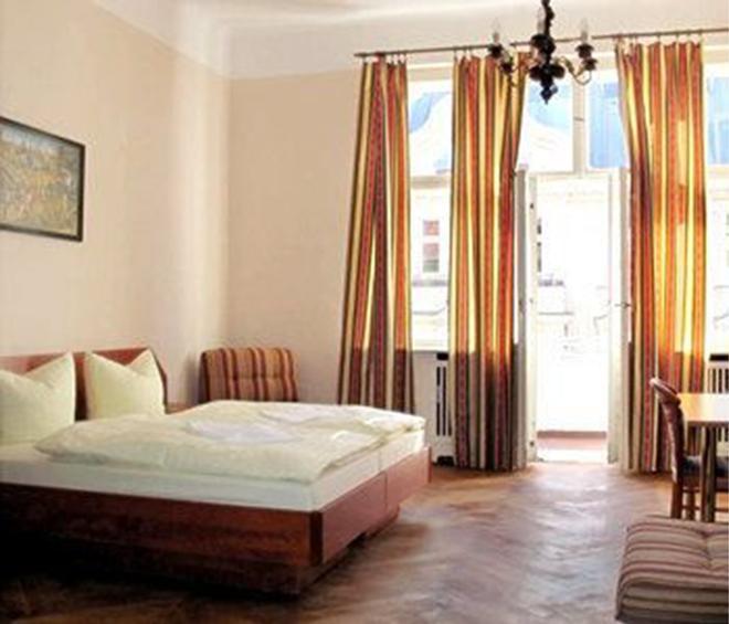 潘森吉瑪酒店 - 柏林 - 柏林 - 臥室