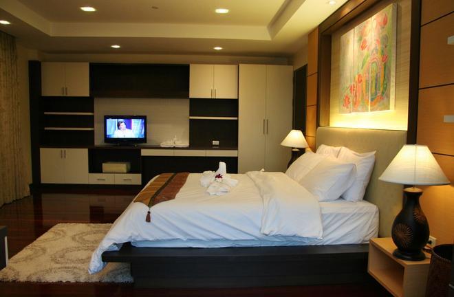 Grand Hill Residence - Ko Samui - Bedroom