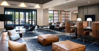 Courtyard by Marriott Seattle Downtown/Lake Union - Seattle - Lounge