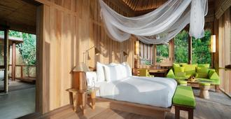 Six Senses Samui - Koh Samui - Bedroom