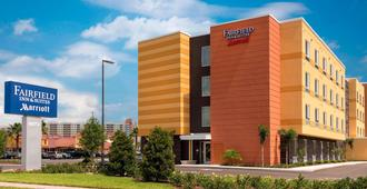 Fairfield Inn and Suites Orlando Kissimmee Celebration - Kissimmee - Edificio