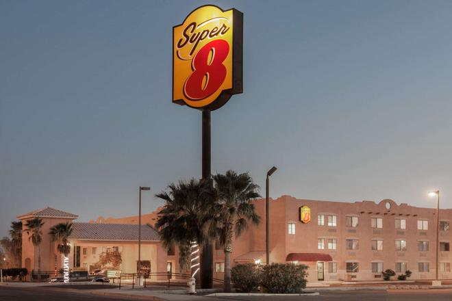 Super 8 by Wyndham Yuma - Yuma - Edificio