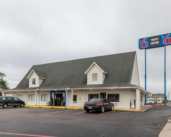 Motel 6 Houston - Nasa - Webster - Rakennus