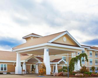 Holiday Inn Express Hotel & Suites Iron Mountain - Iron Mountain - Gebouw