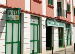 Hotel Villa Gomera - San Sebastián de la Gomera - Gebäude