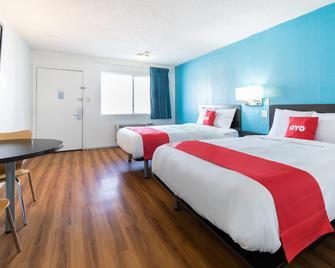 OYO Hotel Deridder Hwy 171 North - DeRidder - Ložnice