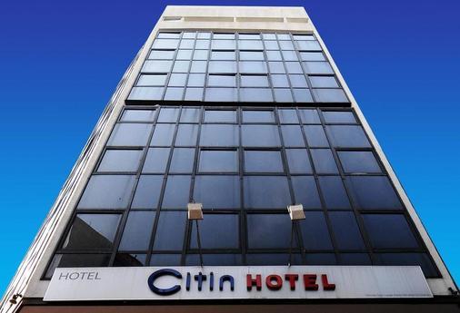 康帕斯酒店集團旗下薩查清真寺希庭酒店 - 吉隆坡 - 吉隆坡 - 建築